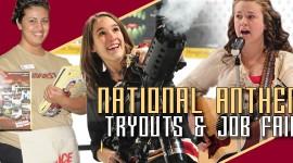 2011-08-31 - National Athem - Job Fair