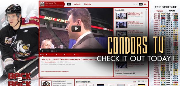 2011-08-19 - Condors TV