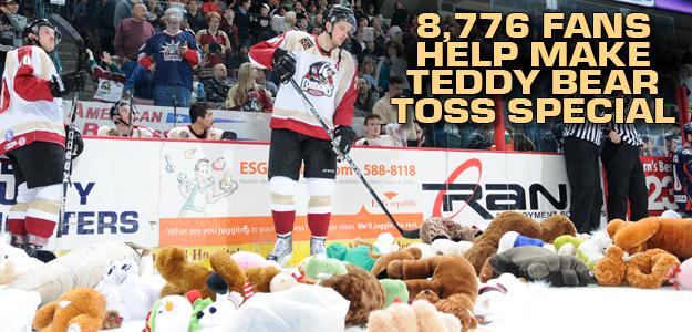 2011-11-26 - Teddy Recap
