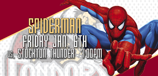 2012-01-06 - Spiderman
