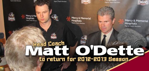 2012-03-27 - Odette Returns