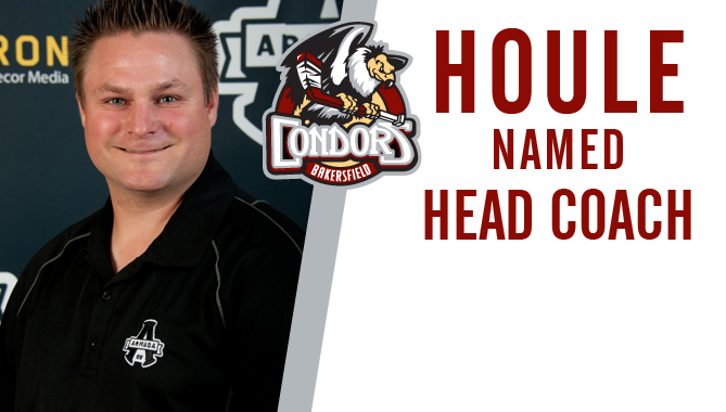 Jean-François Houle named head coach