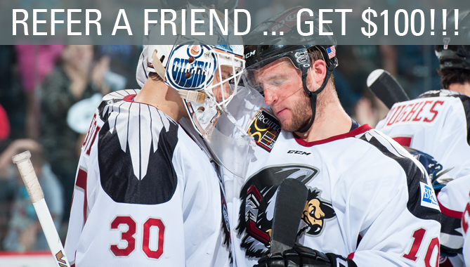 Refer a friend … get $$$$