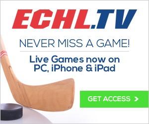 ECHL.TV - Banner Ad
