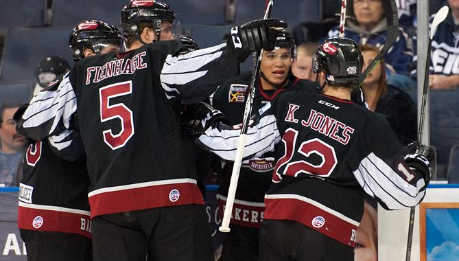 Condors shut out Ontario, 3-0