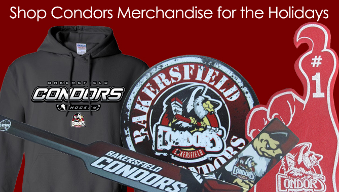 Get your Condors holiday gear this week