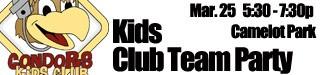 kids club party