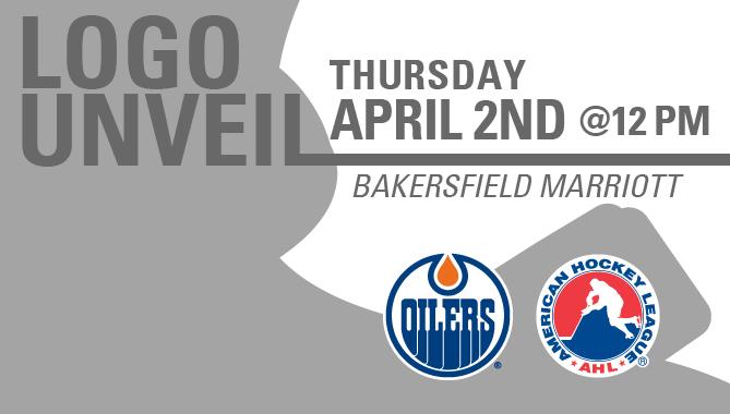 AHL Condors Logo Unveiling April 2 at 12 p.m.