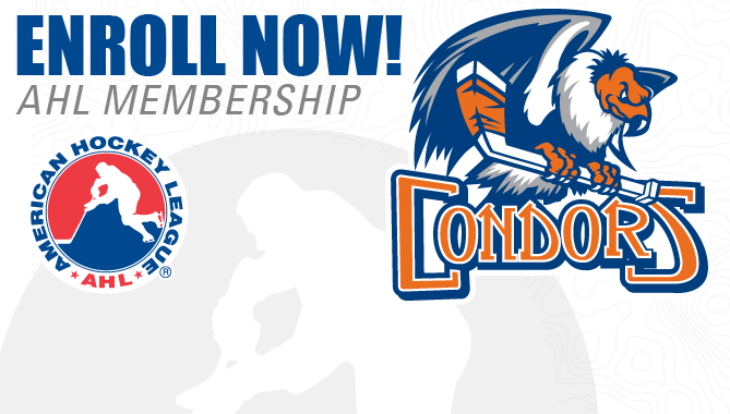 AHL Memberships on Sale Now