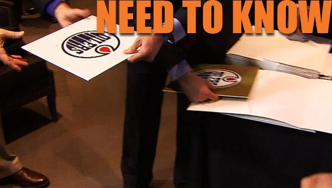 Oilers get #1 Pick, Barons take on Rampage..