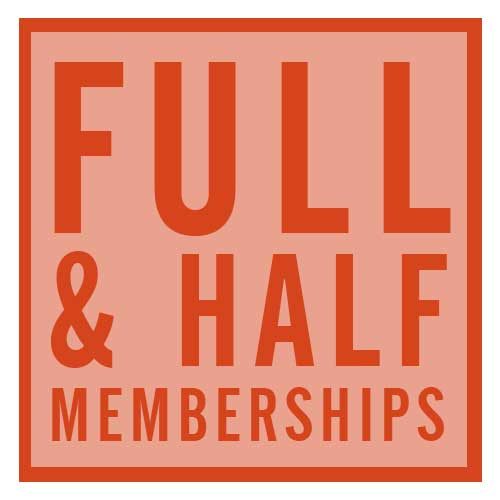 Full Memberships