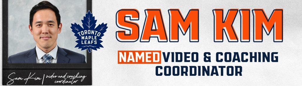 Kim Joins Maple Leafs As Video Coordinator Bakersfieldcondors Com